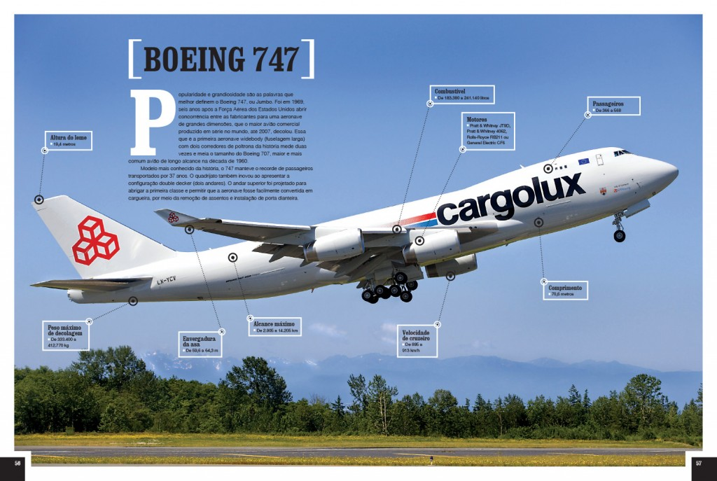 Livro Aviões / Editora Europa