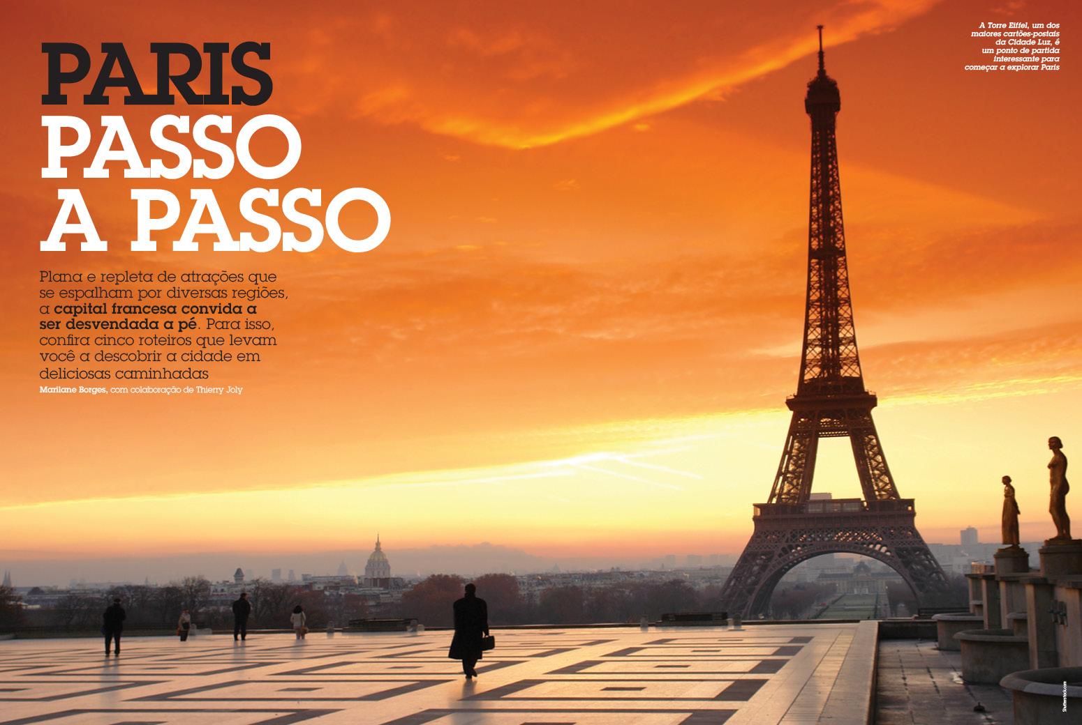 Revista Especial França / Editora Europa