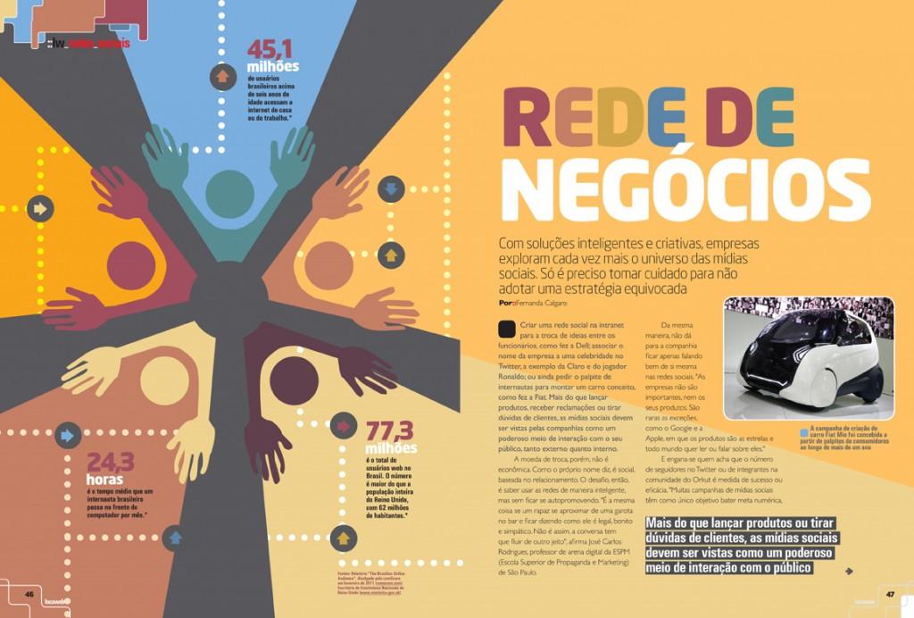 Revista da Locaweb / Editora Europa