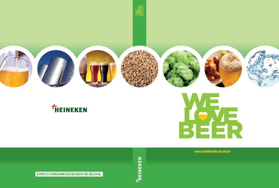 Moleskine Heineken – We Love Beer / WTrends