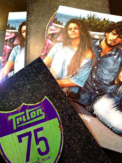 Lookbook (2013) Triton e Coca-Cola Clothing / Casa Darwin